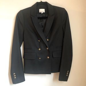 Judith & Charles double breasted blazer
